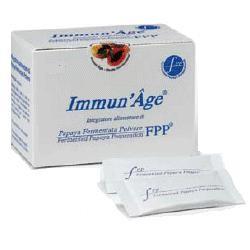 Named Immun'Age 60 buste Integratore Alimentare Antiossidante per le Difese Immunitarie