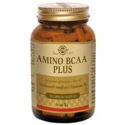 Solgar Amino BCAA Plus 50 capsule vegetali