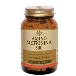 Solgar Amino Metionina 500 mg 30 capsule vegetali