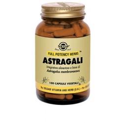Solgar Astragali 100 capsule vegetali Integratore sistema immunitario