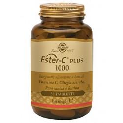 Solgar Ester C Plus 1000 mg 90 tavolette Integratore antiossidante