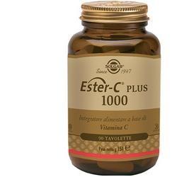Solgar Ester C Plus 500 mg 100 capsule vegetali Integratore antiossidante