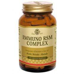 Solgar Immuno RSM Complex 50 capsule vegetali Integratore funghi medicinali