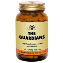 Solgar The Guardians 30 capsule vegetali Integratore antiossidante multivitaminico