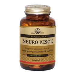 Solgar Neuro Pesce 50 perle softgels 85 g Integratore a base di Omega 3