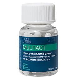 Miamo Multiact Nutraiuvens 60 capsule Integratore antiossidante multifunzionale