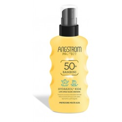 ANGSTROM PROTECT HYDRAXOL KIDS LATTE SPRAY SOLARE ULTRA PROTEZIONE 50+ 175 ML
