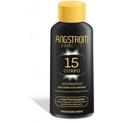 ANGSTROM PROTECT HYDRAXOL LATTE SOLARE PROTEZIONE 15 200 ML