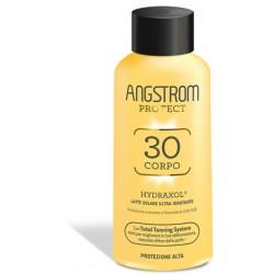 ANGSTROM PROTECT HYDRAXOL LATTE SOLARE PROTEZIONE 30 200 ML