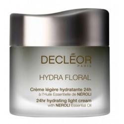 Declèor Hydra Floral Crema Leggera 24h Idratazione 50 ml
