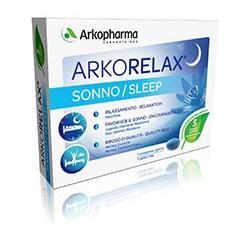 Arkopharma Arkorelax Sonno Integratore Alimentare 30 cpr