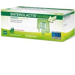 Enterolactis Fermenti Lattici 12 Flaconcini 10 ml