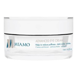 Miamo Advanced Eye Cream 15 ml Contorno occhi anti-rughe anti-occhiaie
