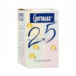 Guttalax 30 Capsule Molli 2,5 mg