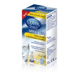 Optrex Actimist Spray 2IN1 Prurito/Lacrimazione Eccessiva