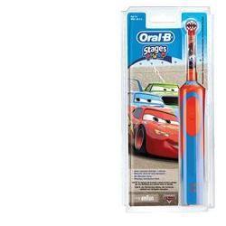 OralB Power Vitality Stages Kids Spazzolino Elettrico Colorato Bambini