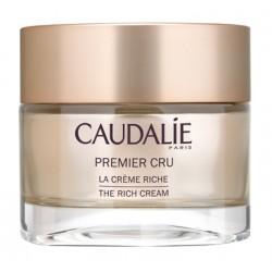 Caudalie Premier Cru La Crème Riche 50ml Crema Anti-Age Nutriente Rassodante Illuminante