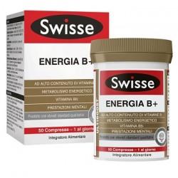 SWISSE ENERGIA B+ 50 COMPRESSE