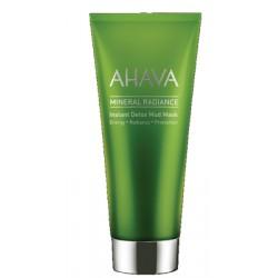 Ahava Mineral Radiance Instant Detox Mud Mask Maschera Ilumminante Purificante 100ml