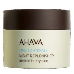 AHAVA NIGHT REPLENISHER NORMAL TO DRY 50 ML