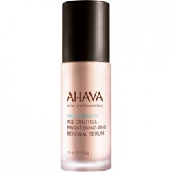 AHAVA AGE CONTROL BRIGHTENING AND RENEWAL SERUM 30 ML