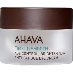 AHAVA AGE CONTROL BRIGHTENING & ANTIFATIGUE EYE CREAM
