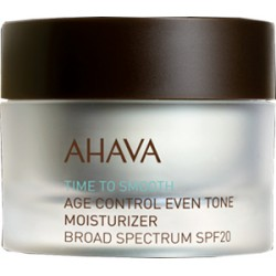 Ahava Time To Smooth Age Control Even Tone Moisturizer SPF20 Crema Giorno Anti-Ageb50ml