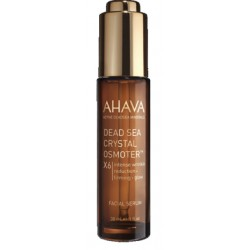 Ahava Dead Sea Crystal Osmoter X6 Facial Serum 30ml