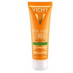 IDEAL SOLEIL VISO ANTI-IMPERF SPF30 50 ML