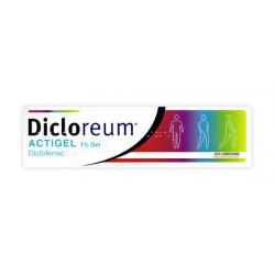 Dicloreum Actigel 1% Diclofenac 100gr