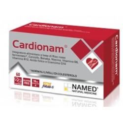 Named Cardionam Integratore Alimentare per il Controllo del Colesterolo 60 cpr