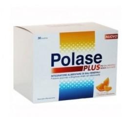Polase Plus 36 Bustine Integratore Alimentare Magnesio e Potassio