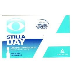 Stilla Day Gocce Oculari con Acido Ialuronico 20 ampolline 0,25 ML