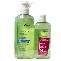 Ducray Shampoo Extra-delicato 400+200ml