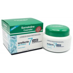 Somatoline Cosmetics Snellente 7 Notti Gel Fresco 400ml