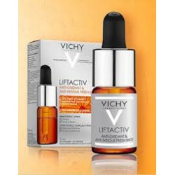 Vichy Liftactiv Siero Concentrato Fresco Anti-Ossidante Anti-Fatica 10ml