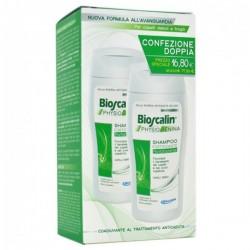 Bioscalin Sincrobiogenina Shampoo Fortificante Rivitalizzante Bipack 200+200 ml