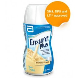 ENSURE PLUS BANANA 200 ML