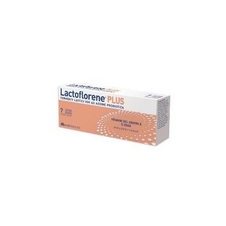 Lactoflorene Plus 12 Flaconcini Integratore Fermenti Lattici