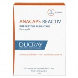 ANACAPS REACTIV 30 CAPSULE DUCRAY