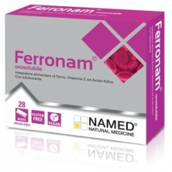 Named Ferronam 28 Buste Orosolubili