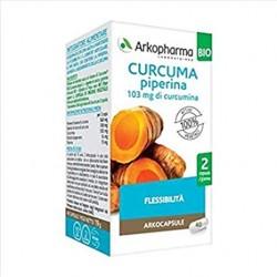 Arkopharma Curcuma + Piperina Bio 40 Arkocapsule