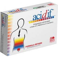Biohealth Italia Acidif 30 Compresse