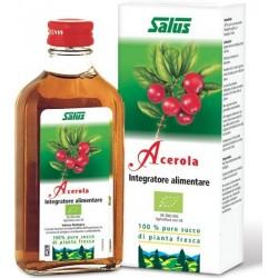 Salus Haus Gmbh & Co Kg Acerola Succo 200 Ml Bio