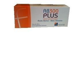 Farmitalia Ab 300 Plus Crema Ginecologica 30 G Con 6 Applicatori