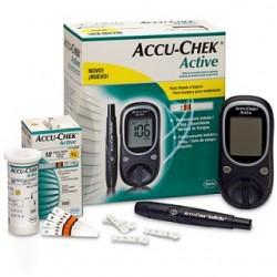 Roche Diabetes Care Italy Glucometro Accu-chek Active Kit 1 Pezzo