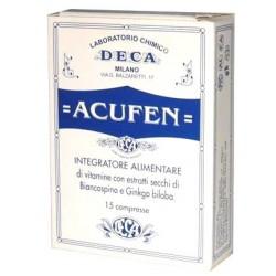 Deca Laboratorio Chimico Acufen 14 Compresse