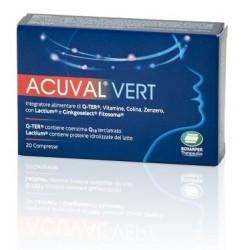 Scharper Acuval Vert 20 Compresse 1,2 G