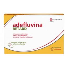 Valderma Adefluvina Retard 30 Compresse