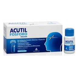 Angelini Acutil Fosforo Advance 10 Flaconcini